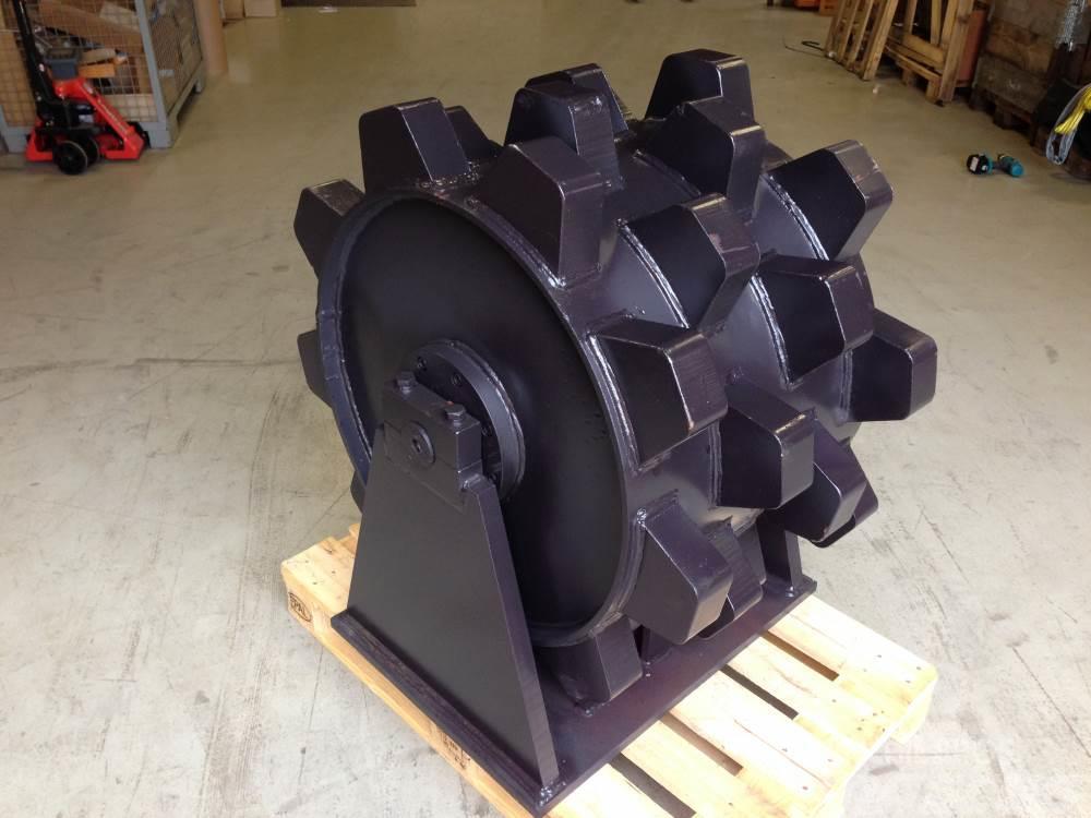 [Other] Kompaktorhjul - ø1040 mm total
