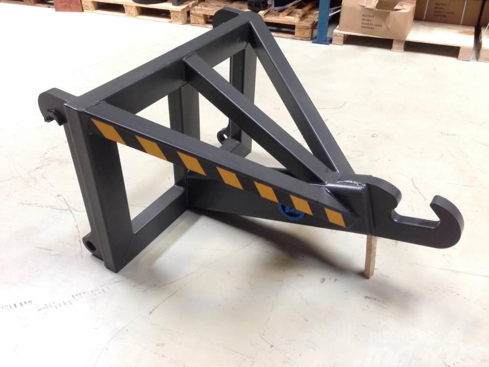 [Other] krankrog/crane hook Rangerkrog 15 ton