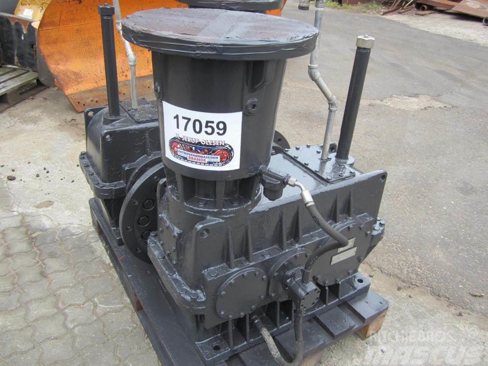 [Other] Krüger gear Type 250 - 45 kw/1470 rpm