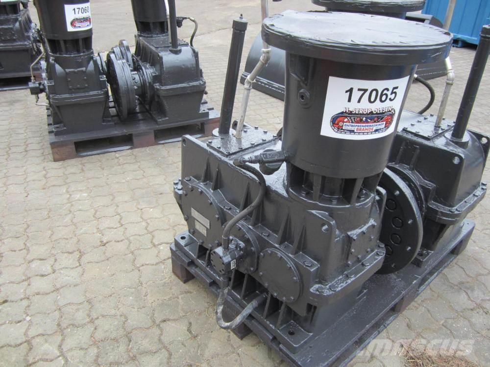 [Other] Krüger gear Type 250 - 45 kw/1470 rpm