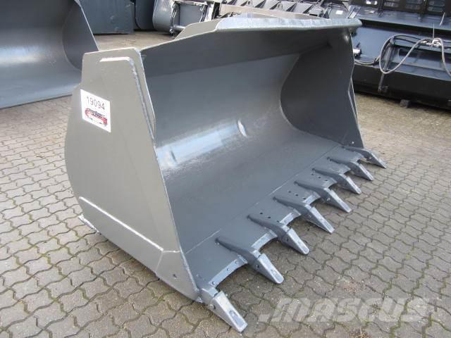 [Other] Læsseskovle/Buckets 2430 mm Læsseskovl