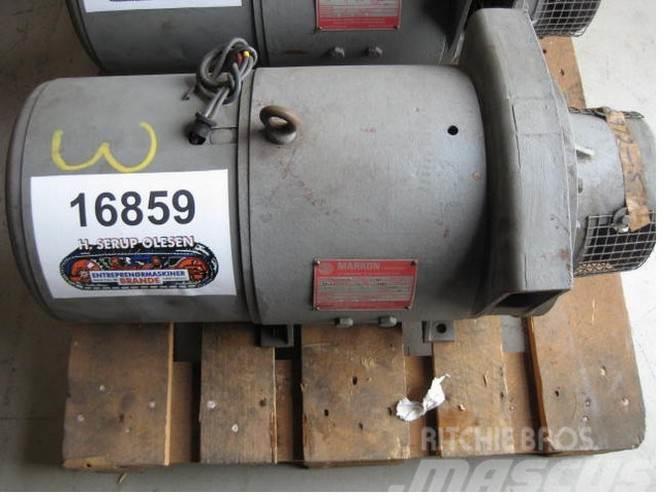 [Other] Markon 10 kva Markon Type LC31A generator - ubrugt