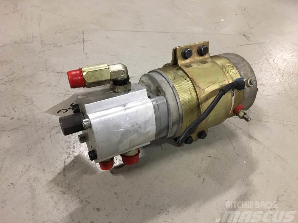 [Other] Pumpe til nødstyring
