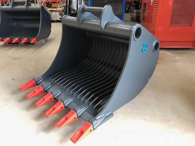 [Other] Ribbeskovle/Skellet bucket 1400 mm Ribbeskovl