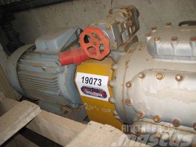 [Other] Sabro Type CO16 kølekompressor