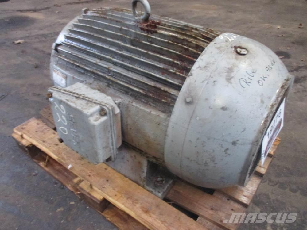 [Other] Sever 95 kw Sever E-motor Type ZK315 M