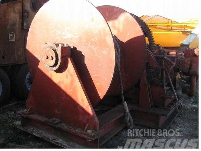 [Other] Slipway spil - vægt 10 ton - 1 stk.