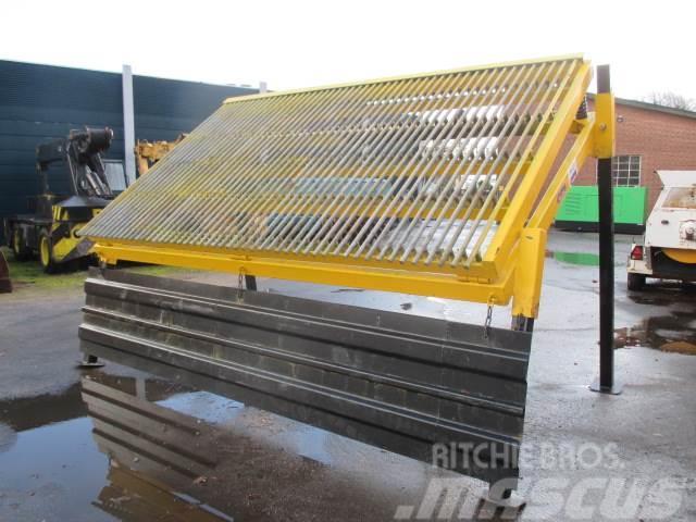 [Other] Sorterværk med fjedre for vibration - 2400 x 4000