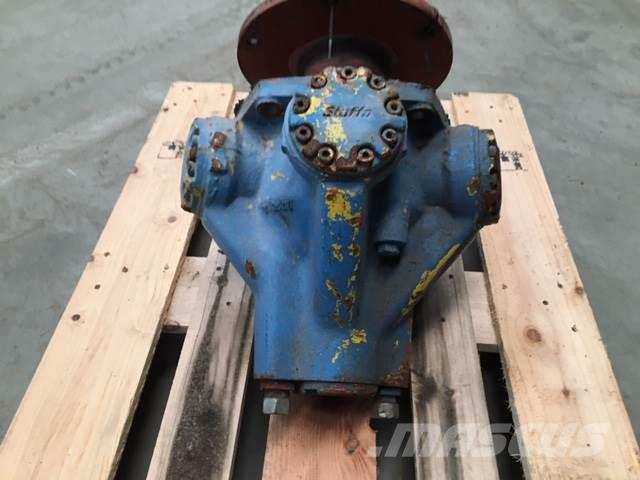 Used Staffa Hydr Motor Type Hmb45 P 50 P1 Engines For