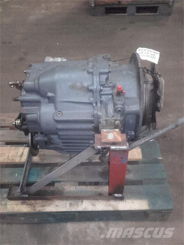 [Other] Transmission Dana Spicer Model 1117FT16000-11