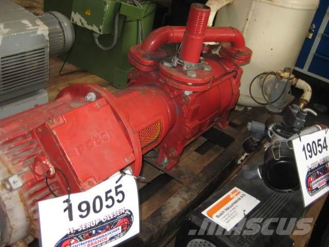 [Other] Vacuumpumper/Vacuum pumps Pompetravaini Type 40-19