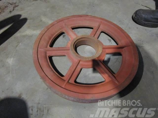 [Other] Wirehjul - ca. 50 stk.