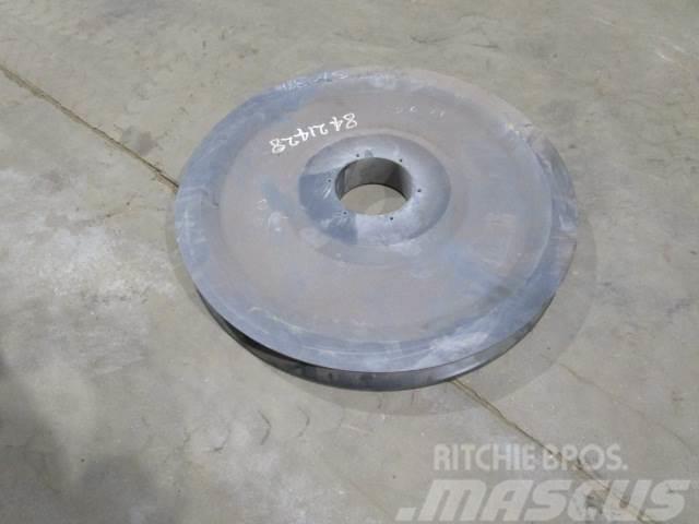 [Other] Wirehjul nylon - ca. 12 stk.