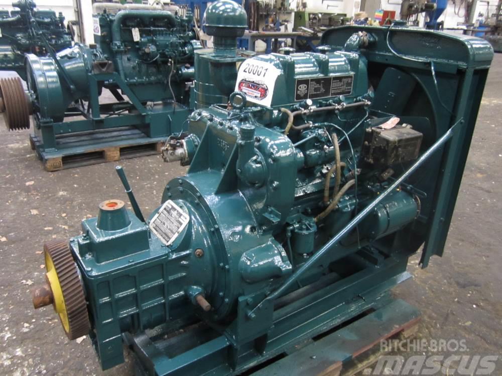 P&H Diesel Model 387C-18 motor