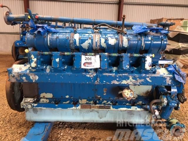 Paxman 12V 12RPH2 motor