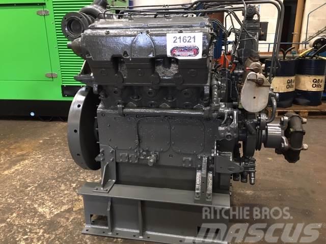 Paxman Type 6RPHC.MK5 Turbo