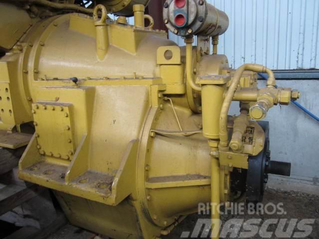 PB Pay & Brinck gear type 454 - ex. Cat 3512B s/n 2WG