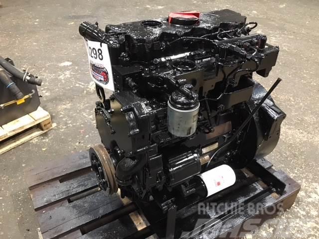 Perkins 3026/2200 motor - kun til dele