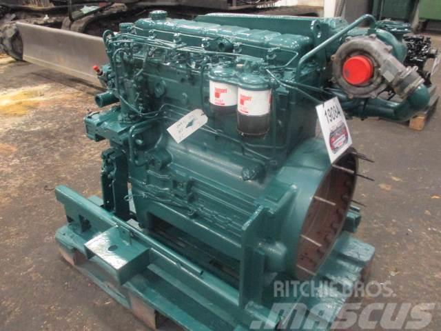 Perkins 6.354T motor