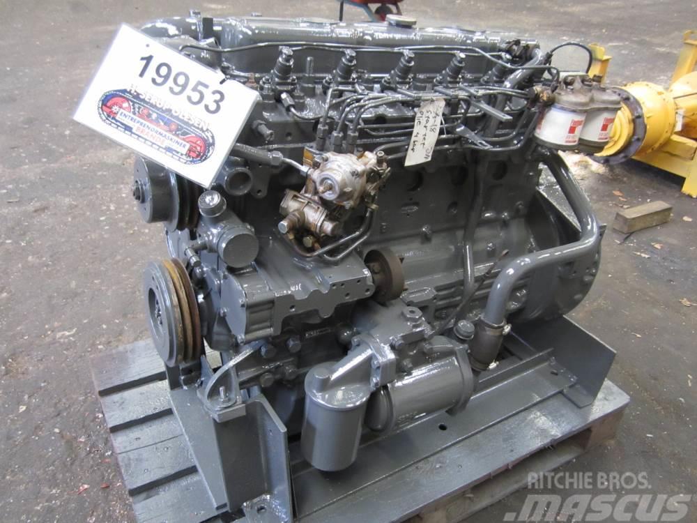 Perkins 6354T motor