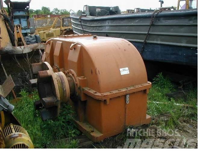 Perkum CVH 107 gear