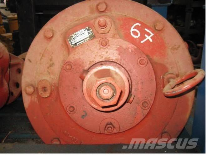 Poclain hyd. motor type 850 - 5P - M