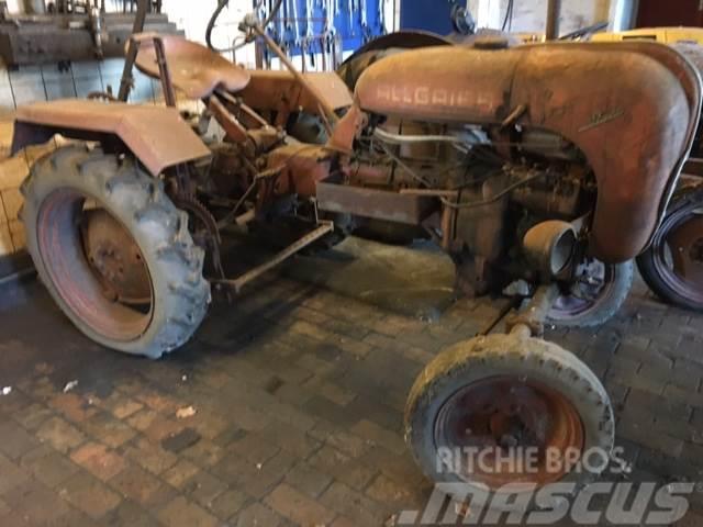 Porsche Allgaier A111 traktor