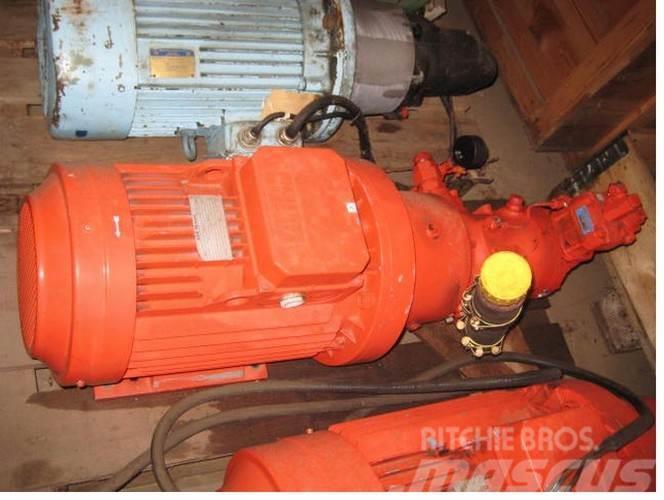 Powerpack ABB 15 kw/1450 Volvo VE3