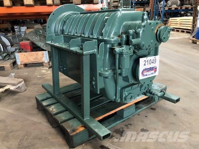 Renk gear Type WDV22