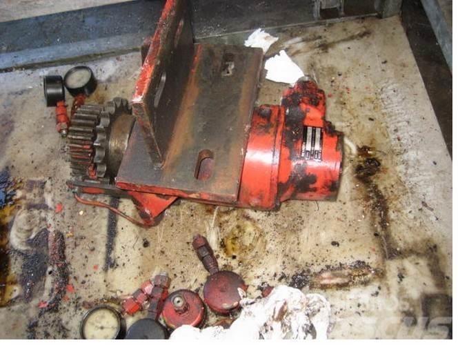 Rexroth S300/443 PX V2 pumpe - brugt