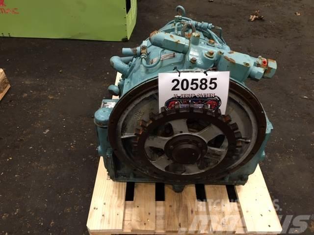 Rolls Royce Twin Disc three-stage torque converter Type DFR100