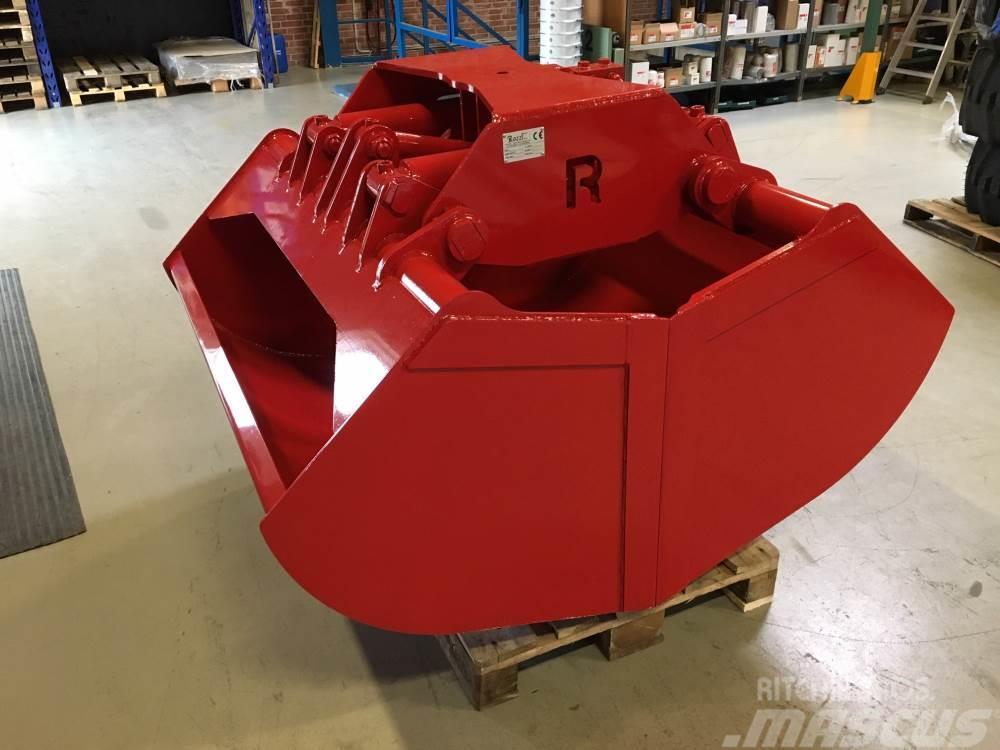 Rozzi R41/500V10 grab - 1 m3