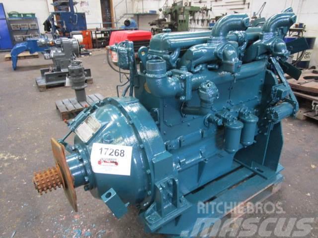Ruston & Hornsby Type 5YEN motor til reservedele