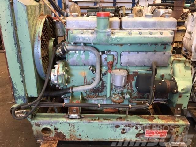 Scania D11 R41 motor