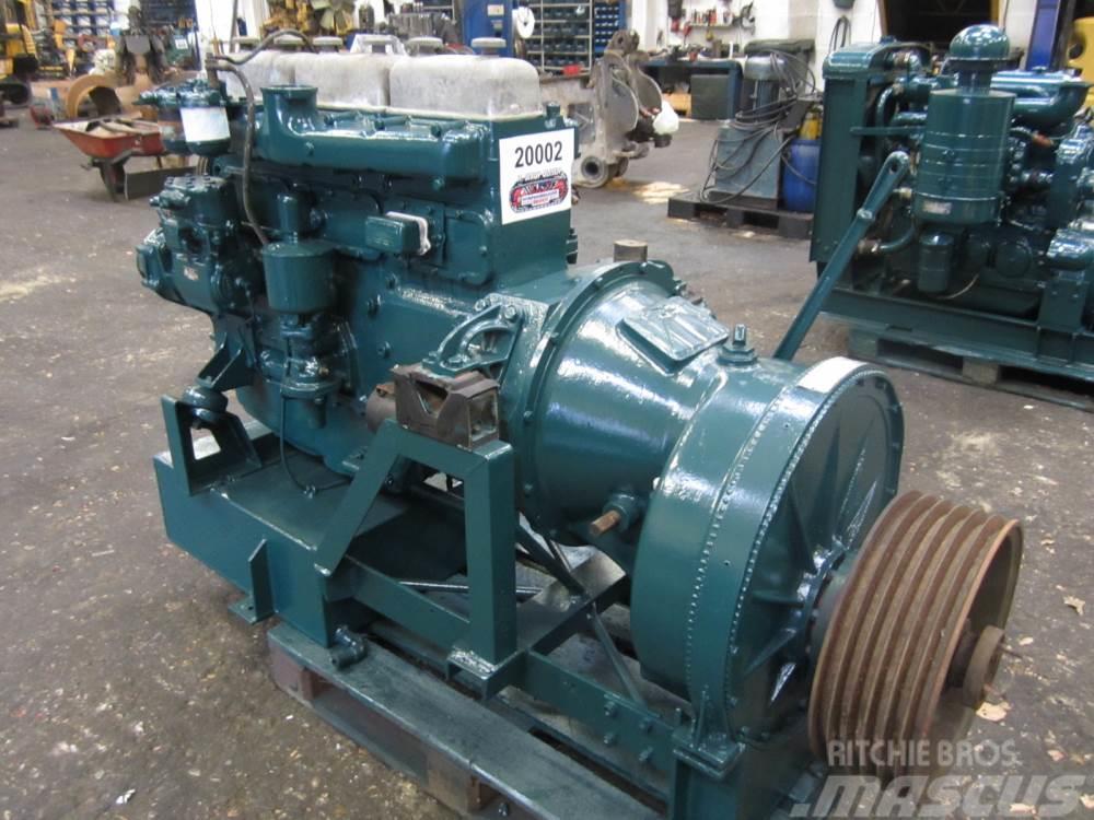 Scania D8 R01 motor