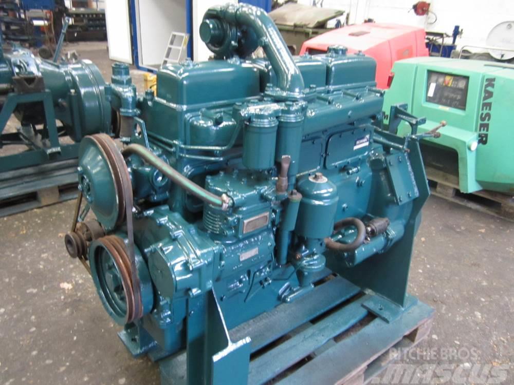 Scania DS8 L02 motor