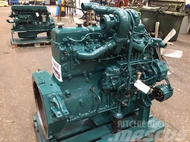Scania DS8 LB13 motor