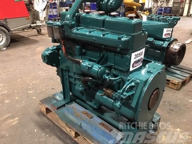 Scania DS8 R01 motor