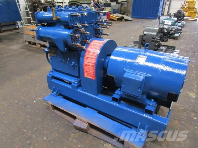 Sperre luftkompressor Type HV2/200
