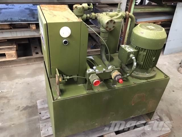 Sperry/vickers Powerpack fabr. Sperry Vickers 4G50022
