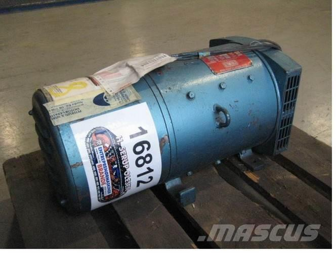Stamford 10 Kva Stamford Type D8c Generator Denmark Used Diesel Generators Mascus Usa