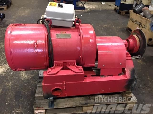 Still Type DK367B-4/10 generator med kobling