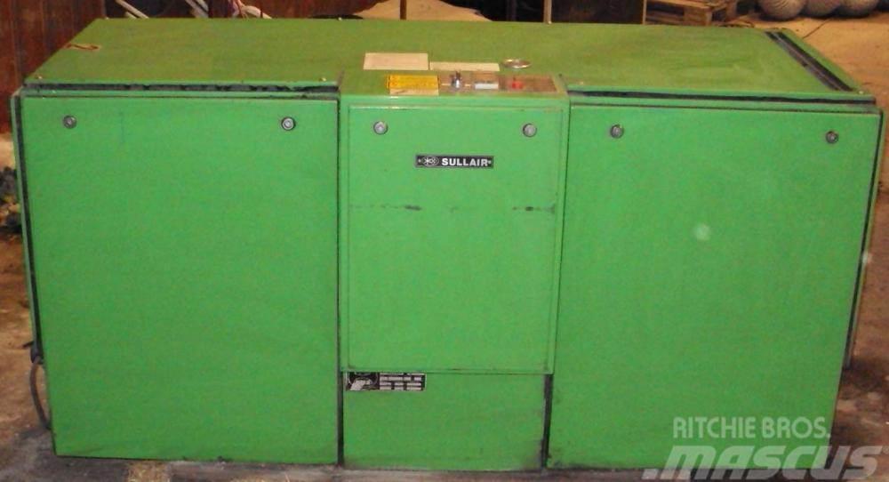 Sullair Type SEC 40E-7,5 kompressor - 24 kw