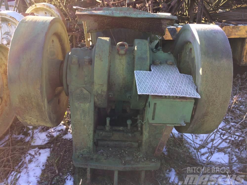 Svedala TRF 40250R knuser - 400 x 250