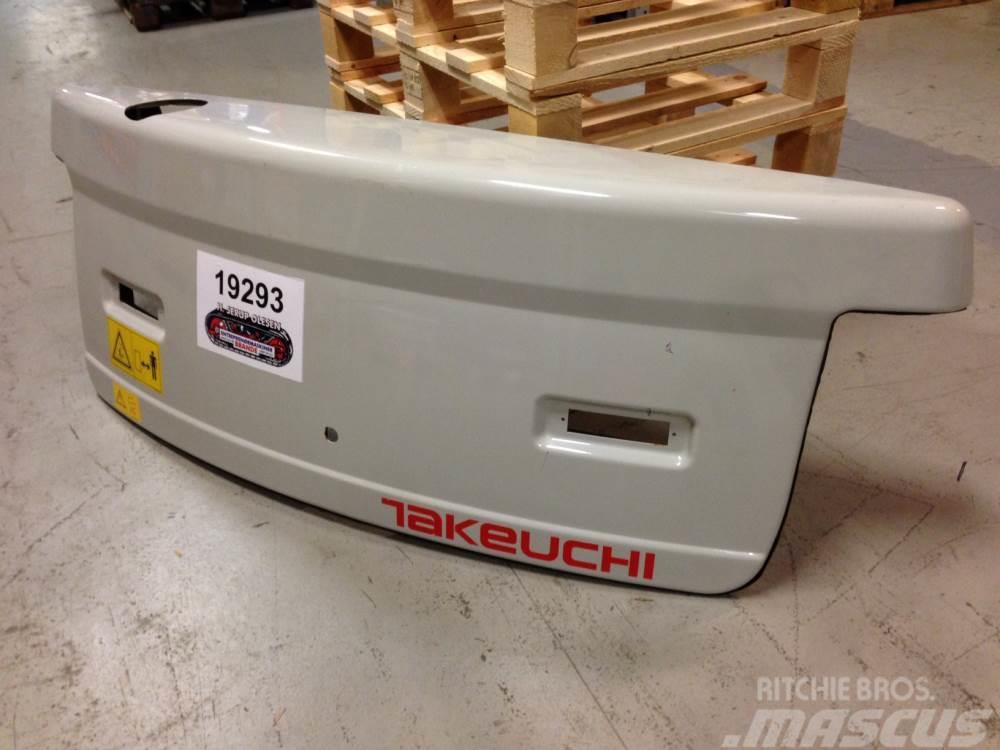Takeuchi Motorhjelm ex. Takeuchi TB145