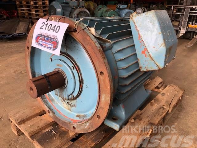 Thrige 110 kw Thrige E-motor