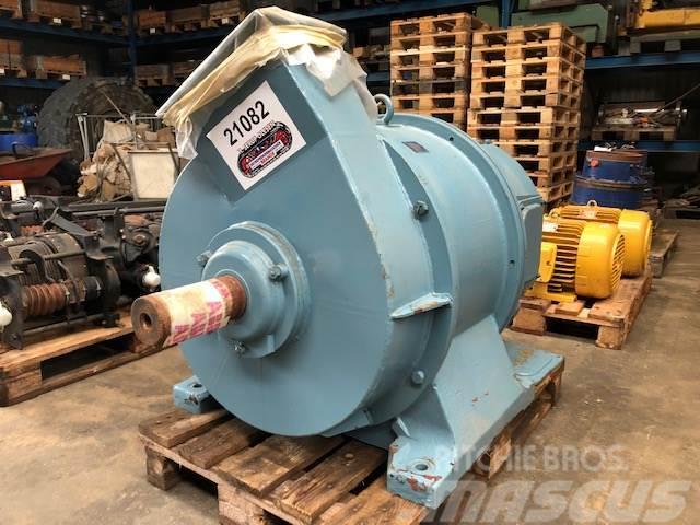Thrige 158 kw Thrige type NS16 E-motor