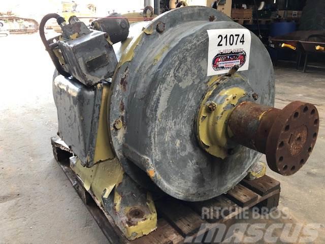 Thrige 58,8 kw Thrige E-motor type NK 151