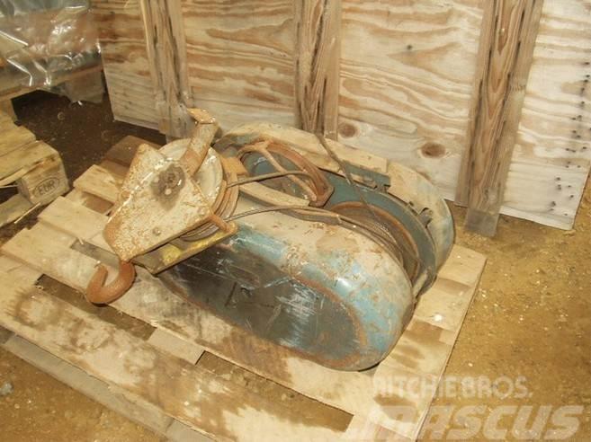 Thrige traverskran 500 kg