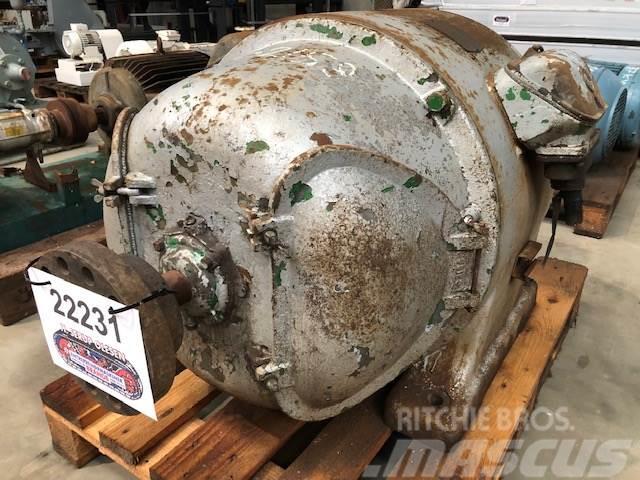Titan 48 kW Titan Asynkron E-Motor Type V16.5